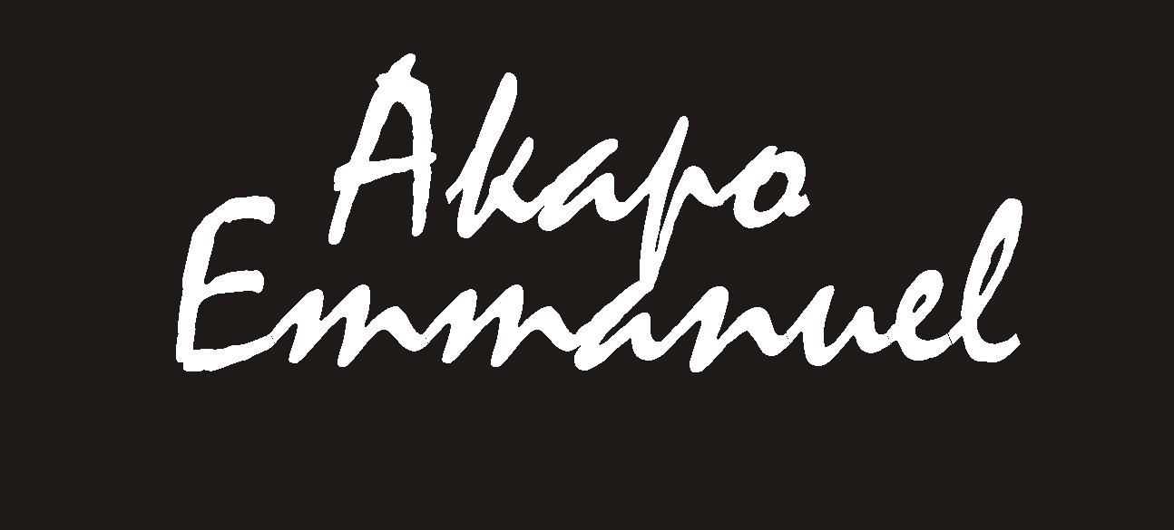 Akapo Emmanuel's Website